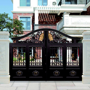 門類-庭院門