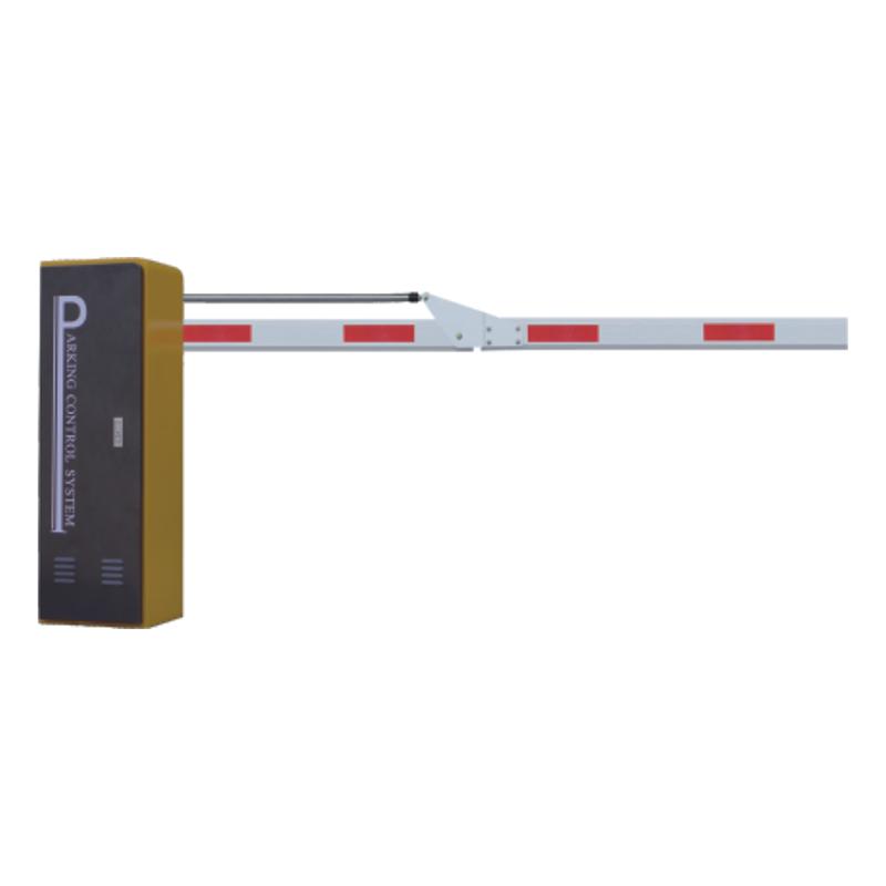 車牌識別-普通道閘